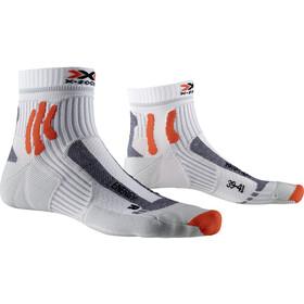 X-Socks Marathon Energy Skarpetki, arctic white/pearl grey